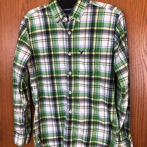 Men's American Eagle Button-Down Shirt